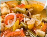 Готовим суп из баранины по адыгейскому рецепту