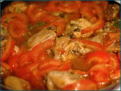 Как приготовить вкусного цыплёнка в духовке с маринадом