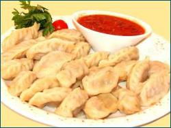Пельмени с мясом (Курзе с мясом) - Рецепты Дагестанской кухни