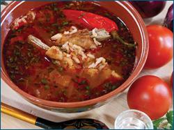 рецепт грузинского харчо из баранины
