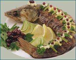 рецепты блюда из рыбы с фото