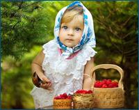 Семейный летний поход в лес по грибы, да по ягоды (часть 2)